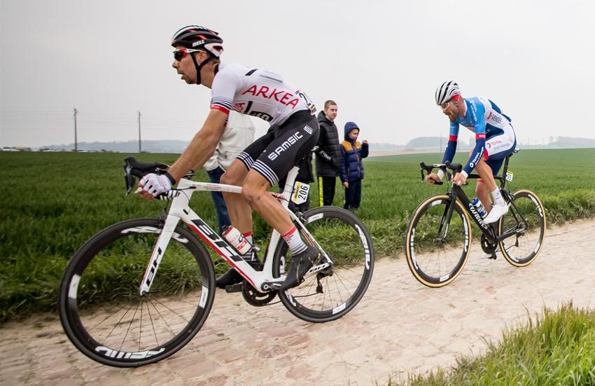 FFWD wielen op Tour de France Parijs Roubaix