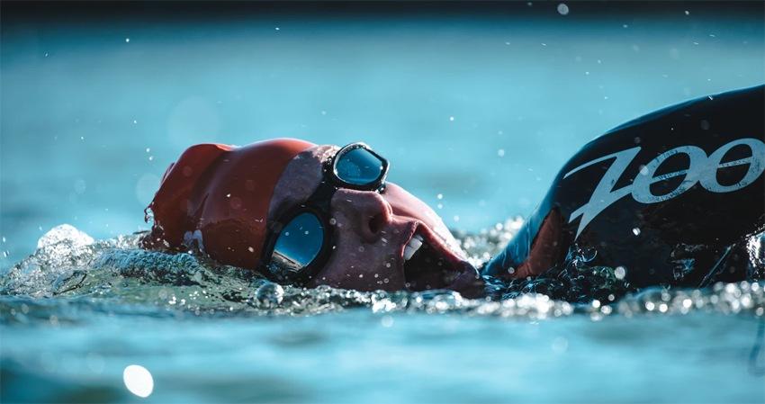 Triathlon outfit wetsuit