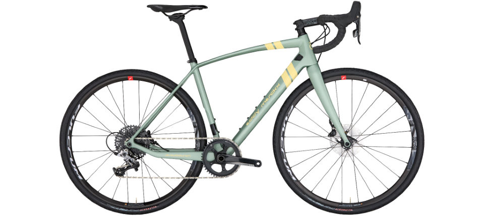 Eddy Merckx Strasbourg71 Rival 1 Disc gravelbike  (2019)