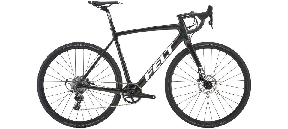 Felt F3X Cyclocross fiets (2019)